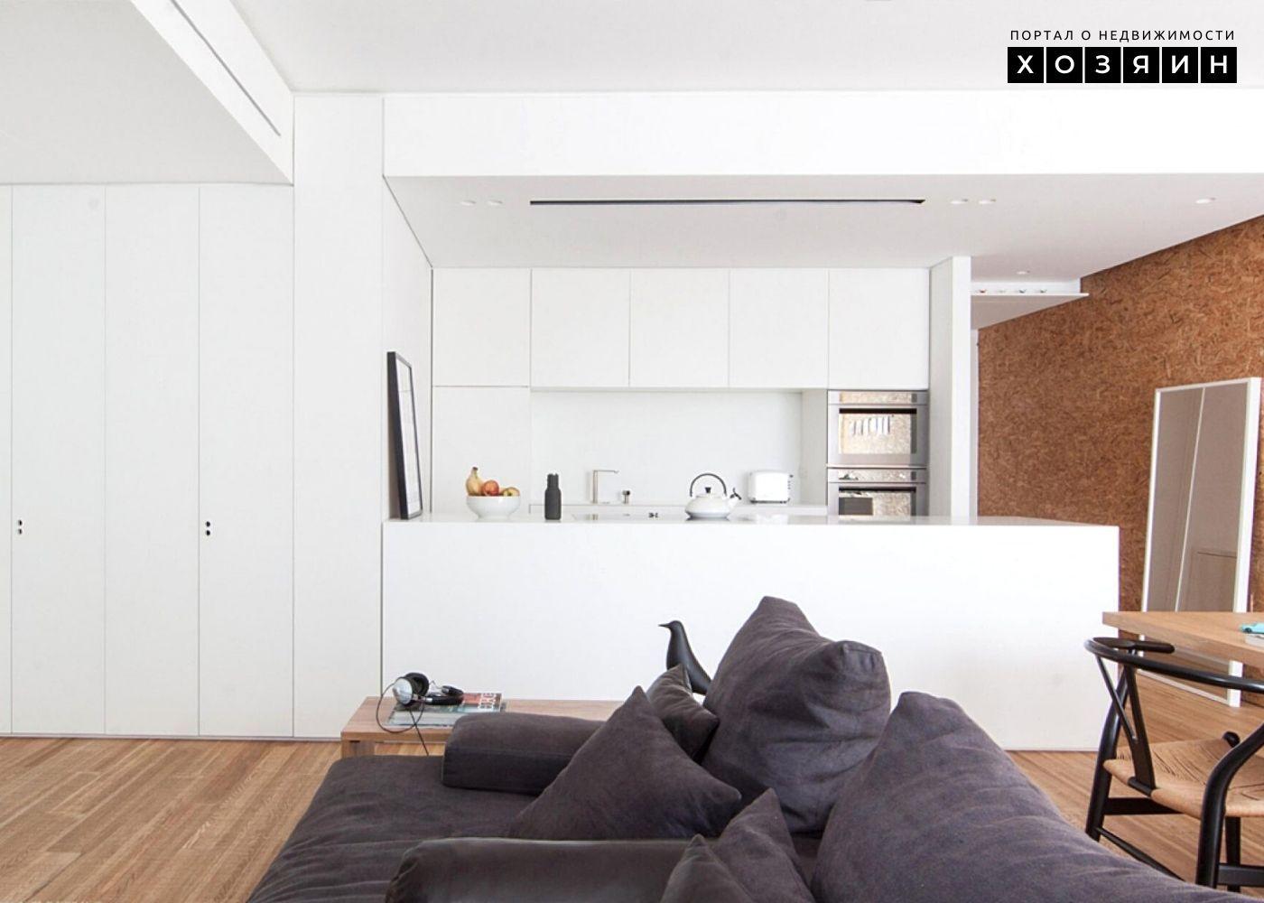 Всё, что вам нужно знать о минимализме в дизайне интерьера.