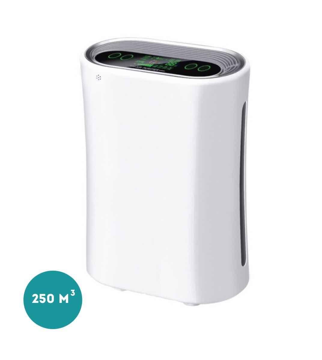 Обеззараживатель воздуха рециркулятор MBox PO-200 UV вид 11