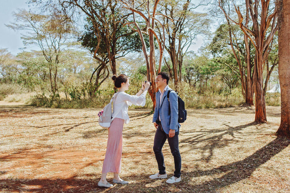 Love story photoshoot: 6 stylish ideas for couple