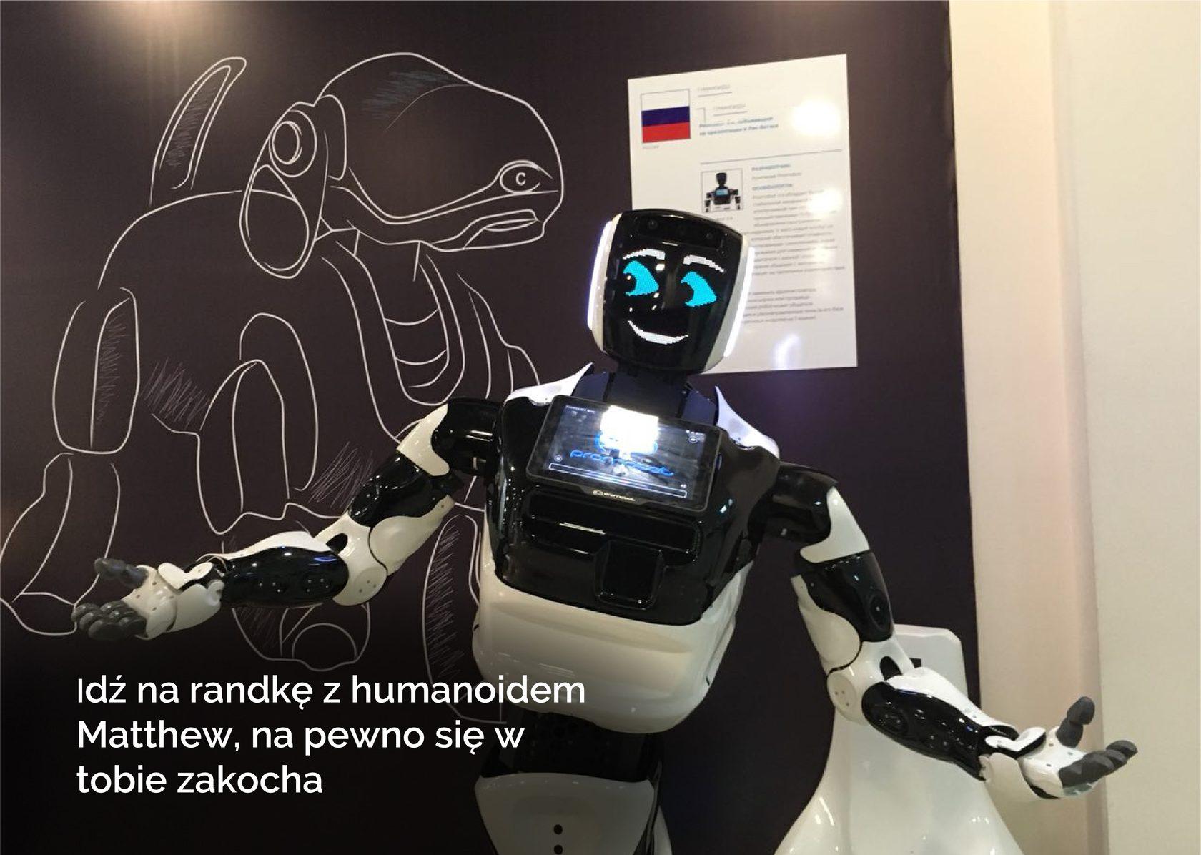 Miasto robotów
