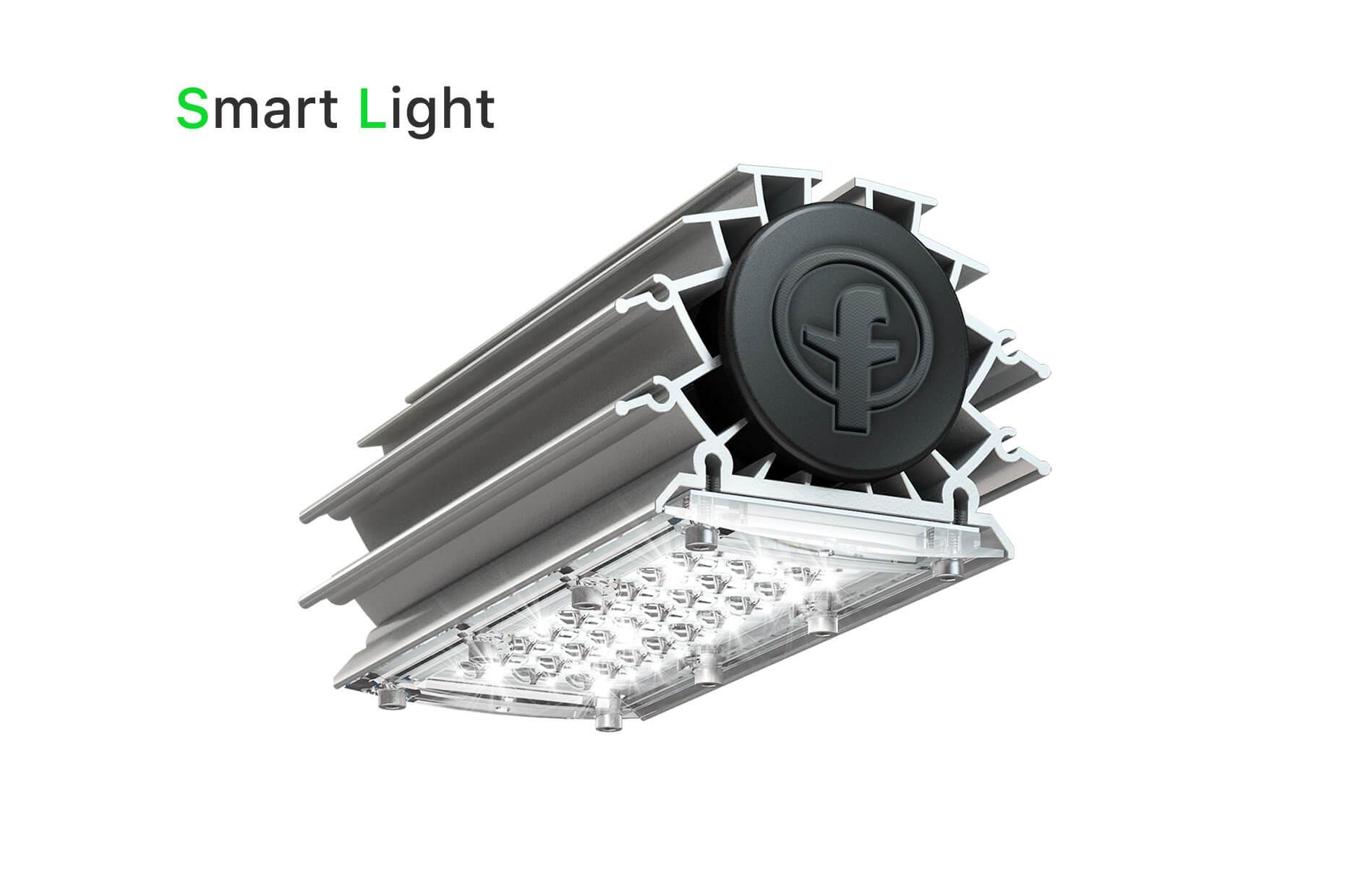 Промышленный светодиодный светильник Fitons Prom 60 Умный свет