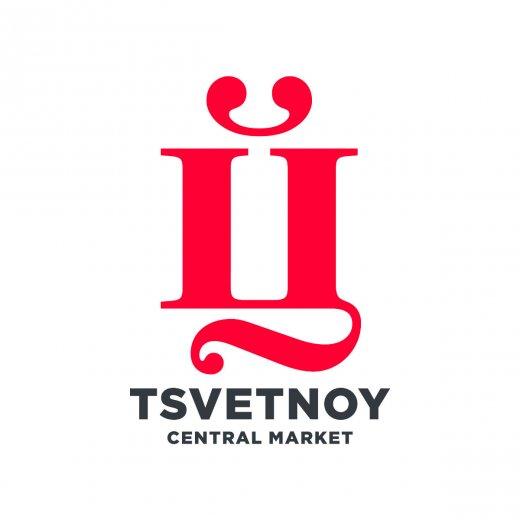 Логотип универмага «Цветной»