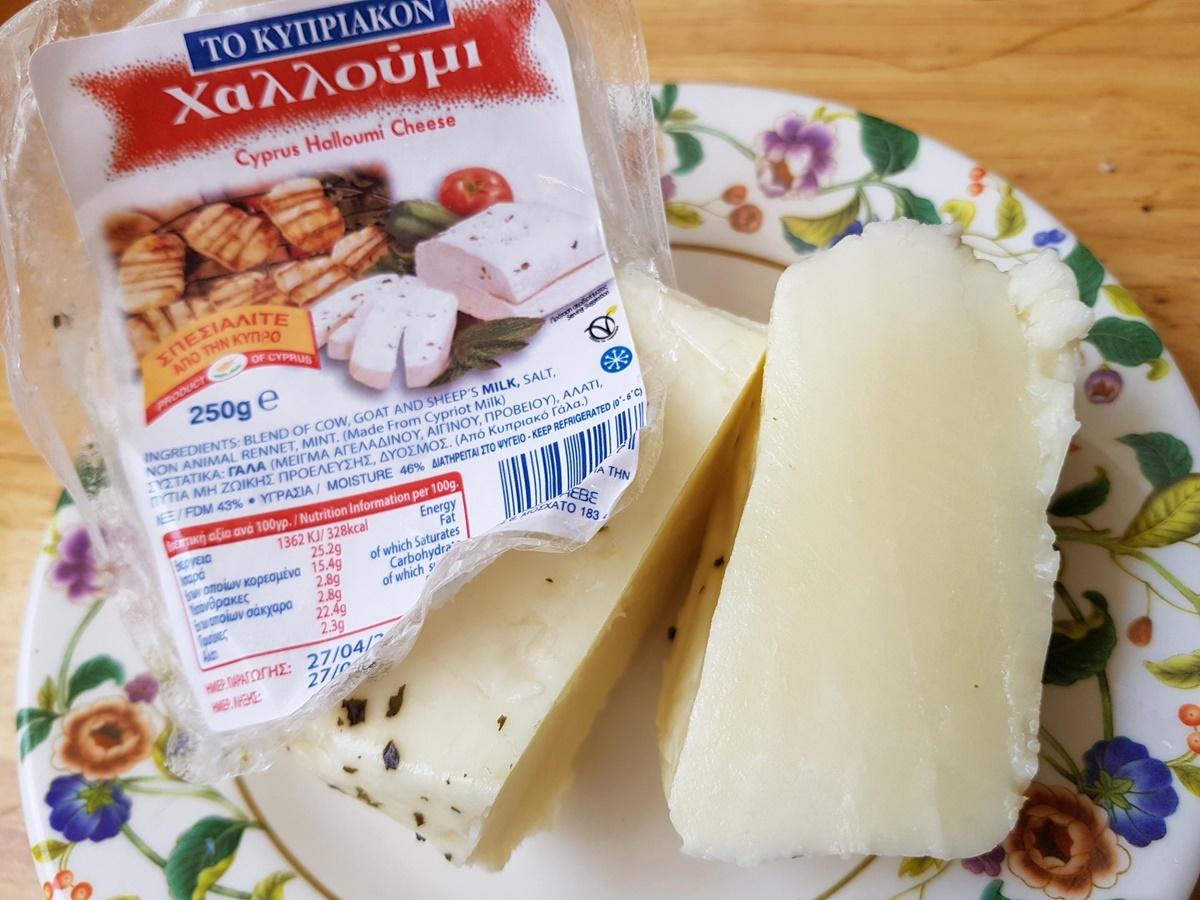 Сыр халлуми - что это такое? Блог Вкусный Израиль.