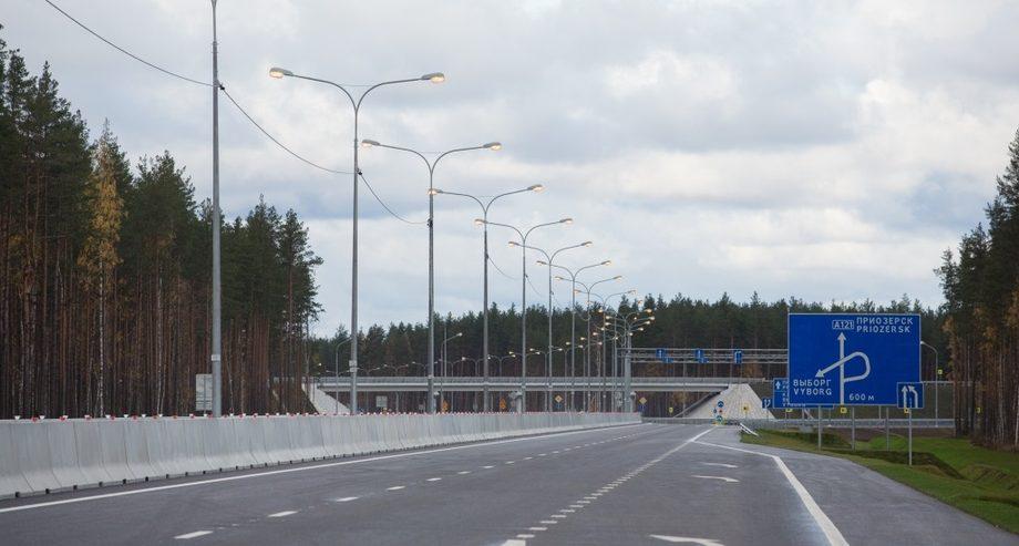 В числе прочих объектов ремонта в новом дорожном сезоне окажется 13-километровый участок федеральной трассы А-181 «Скандинавия» (фото: ФКУ «Упрдор «Северо-Запад»)
