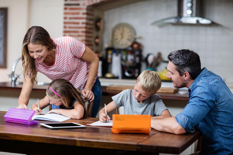 Картинки семейное обучение