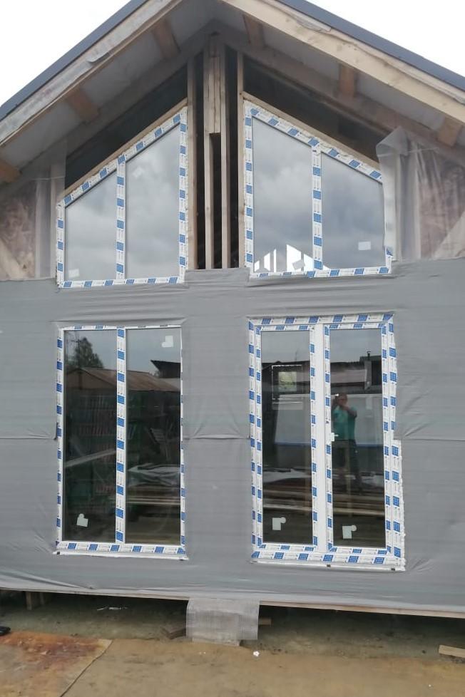 Комфортные окна с шумозащитой и энергосбережением, окно со штульпом