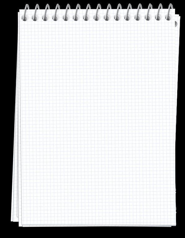 Лист тетради блокнота картинки картинка