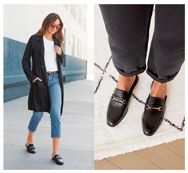 Smart Casual от JustFab и скидка на обувь до 40%