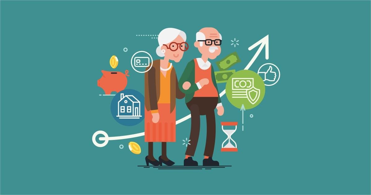Как инвестировать в достойную пенсию