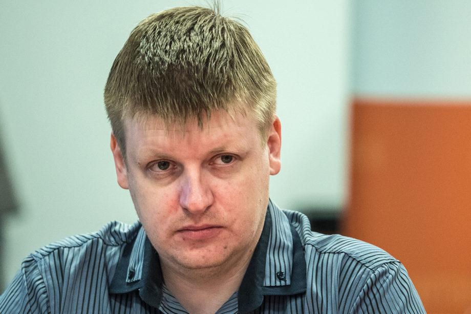 Представитель Социального проекта «Давайте разберемся» Александр Богловский