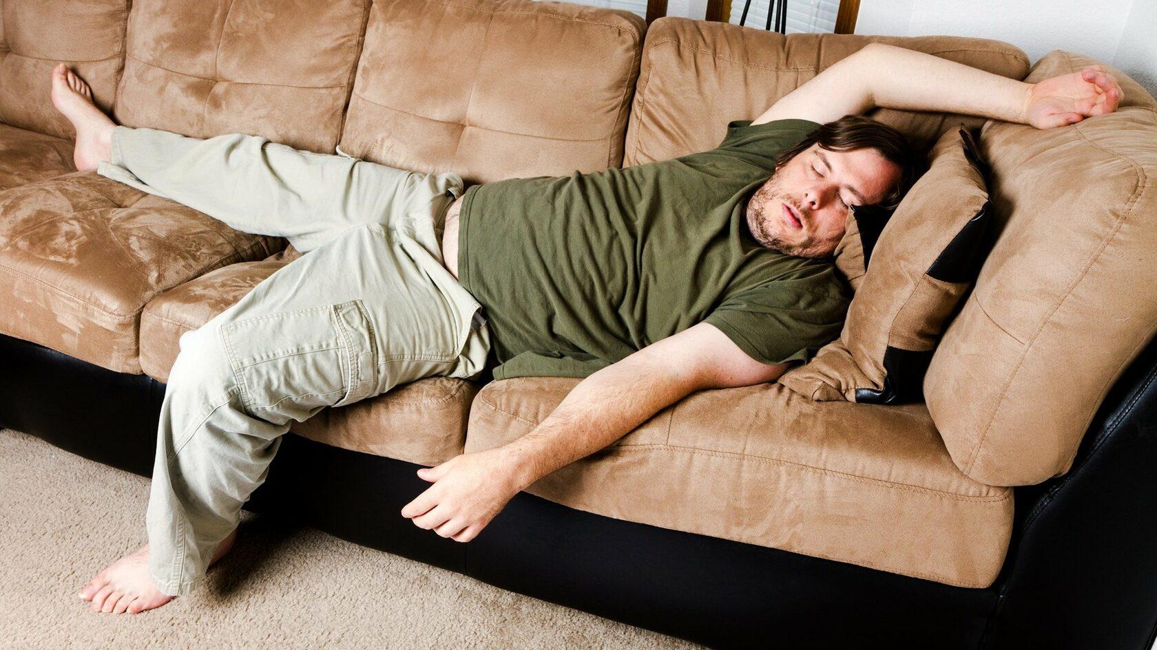 усталость после сна