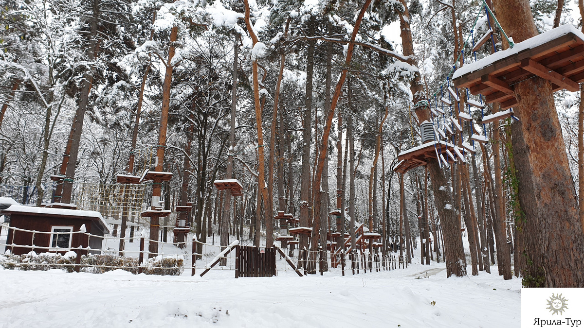 Кисловодск. Осень в парке - 1