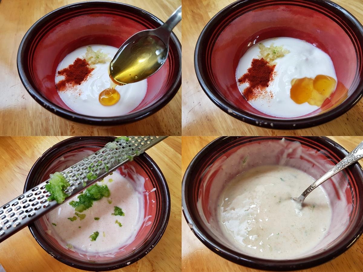 Йогуртовый соус. Подробный рецепт. Вкусный Израиль.