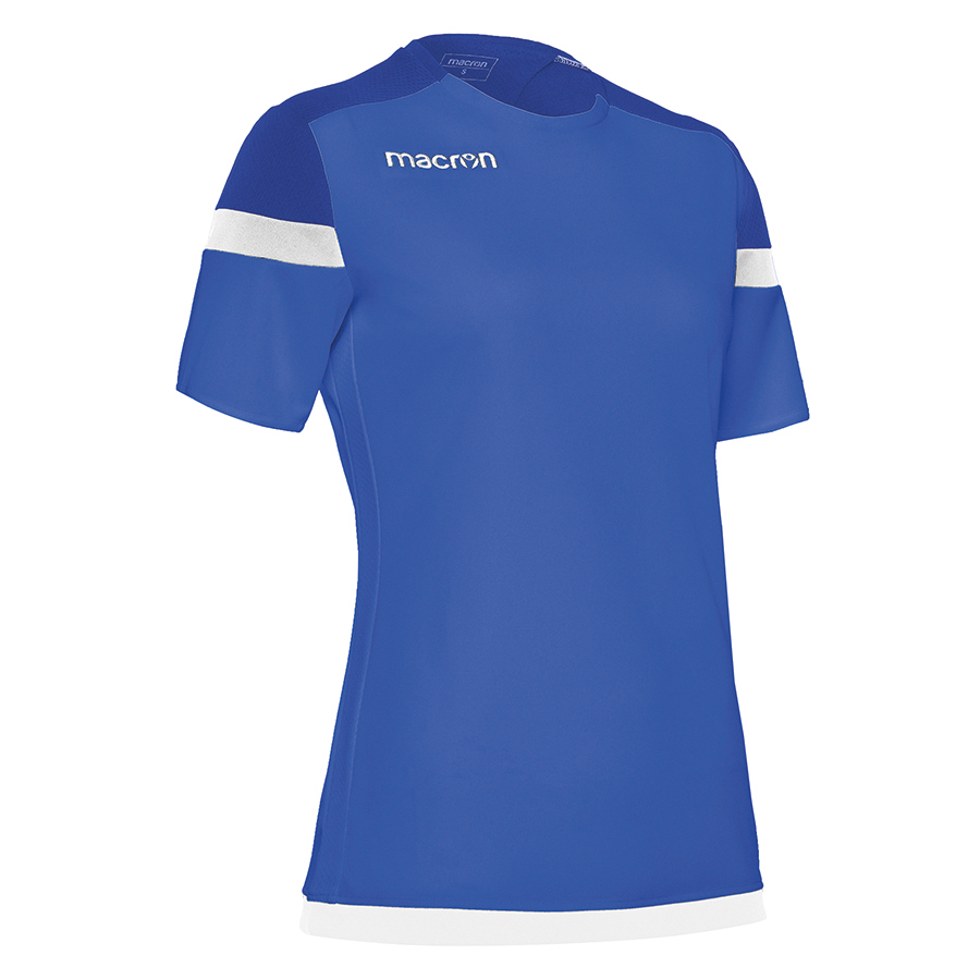 Macron SEDNA, Футбольная форма, Форма Macron, Синяя футбольная форма, футбольная форма с длинным рукавом
