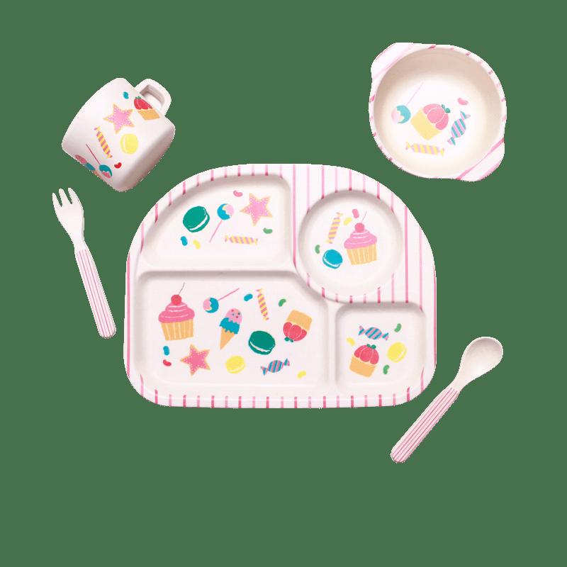 Набор посуды десерты