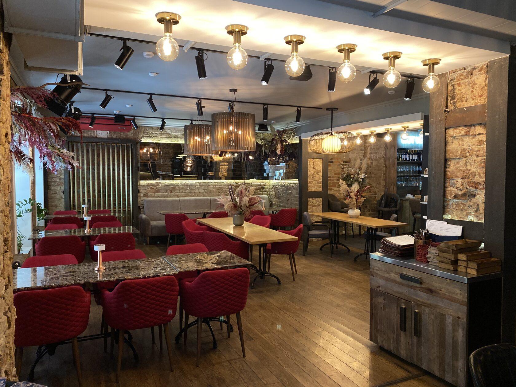 Ресторан Cibo, Екатеринбург