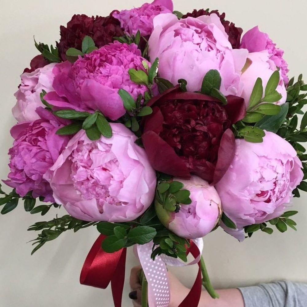 несколько дней картинки цветов букеты с пионами главное этом