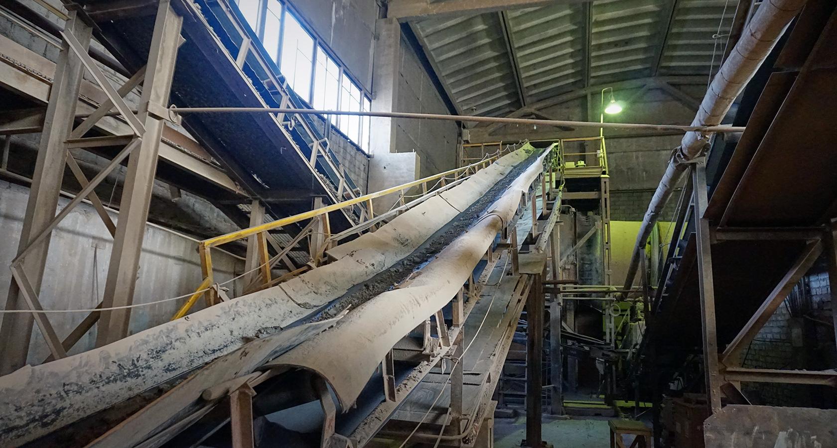 производство керамзитового гравия