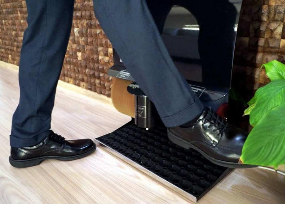 Чистка обуви в отеле NEW STAR