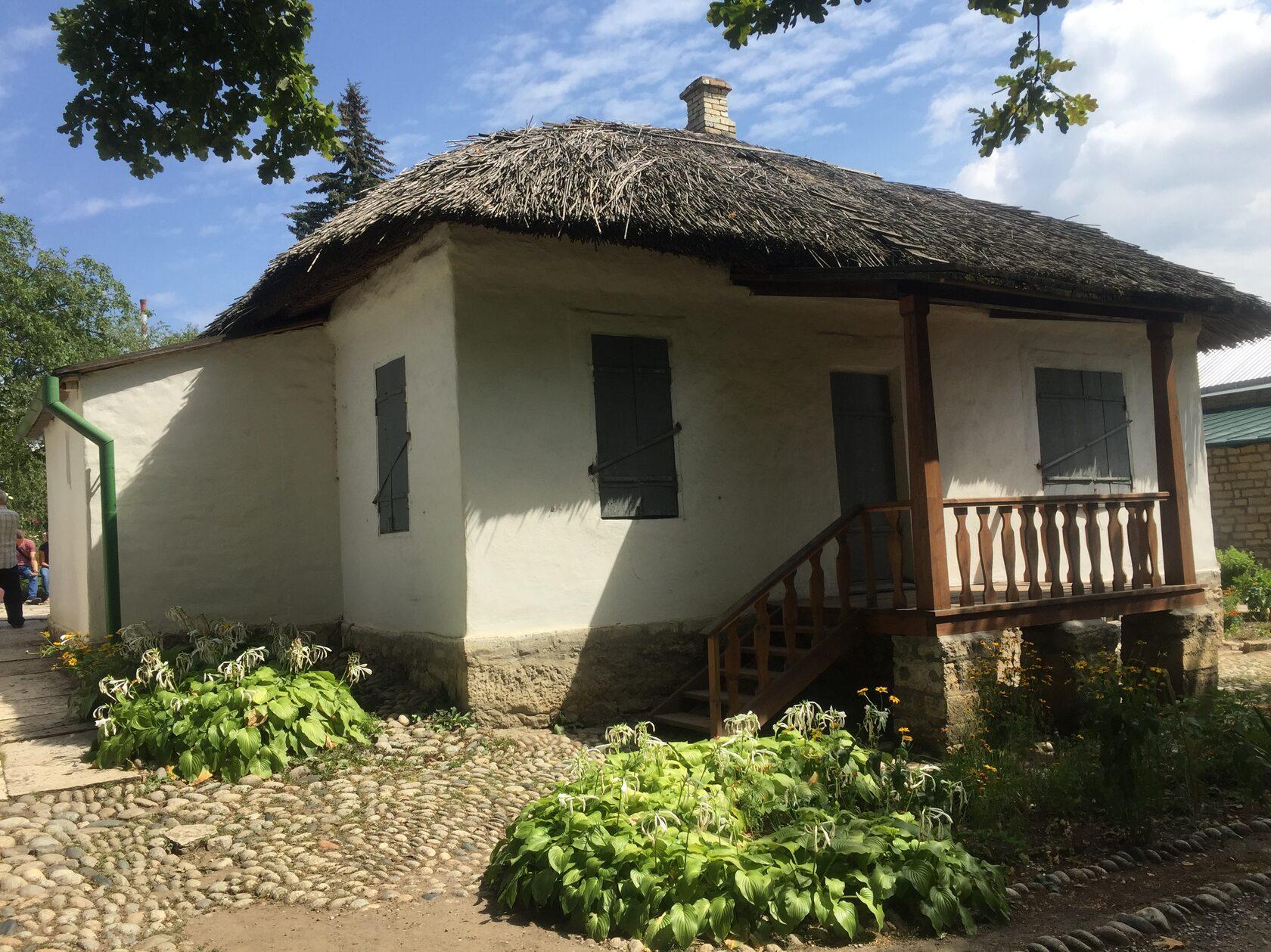 Дом в Пятигорске