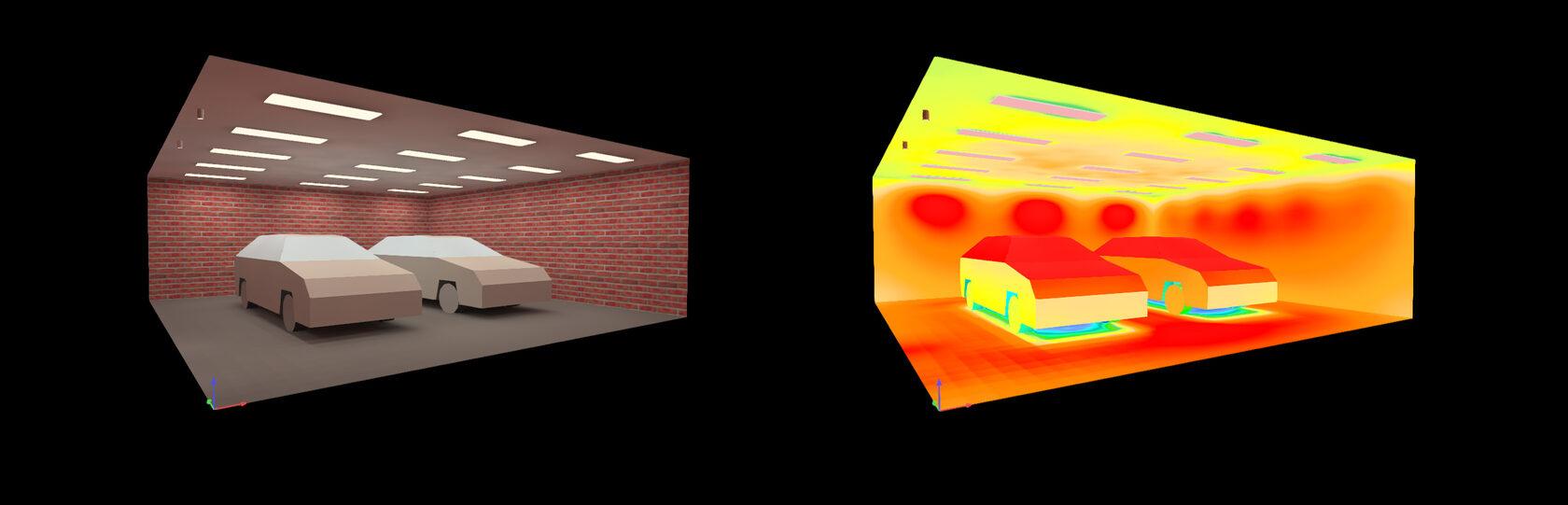 Расчет освещения в DIALux EVO