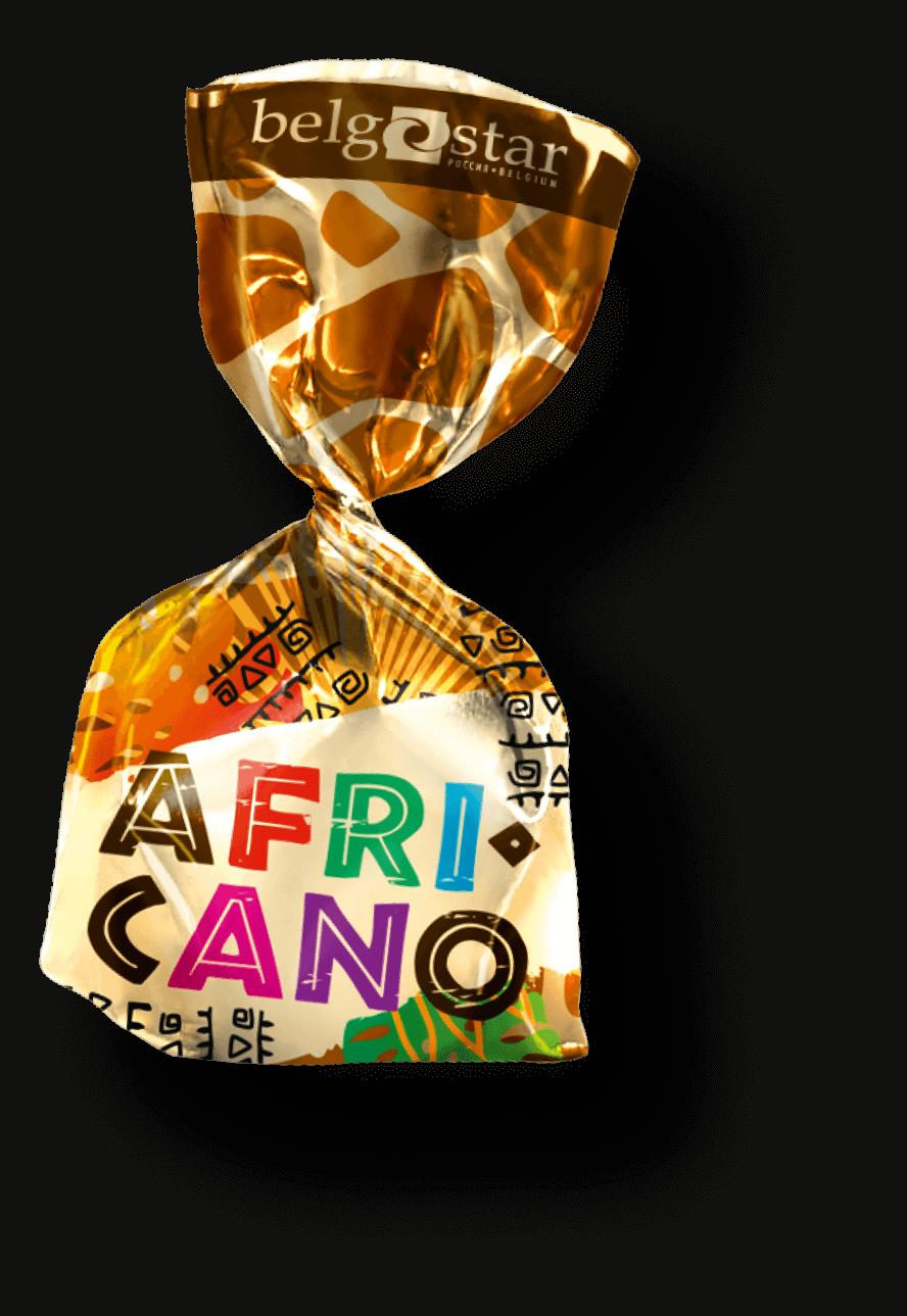 Belgostar Africano糖果