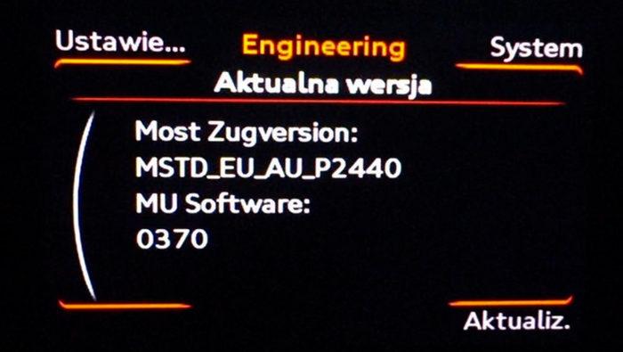 audi, A3, A4 B9, Q3, Q5, mib, mib2, system, radio, head, unit, screen, lcd, menu, software, version, update, how to, install