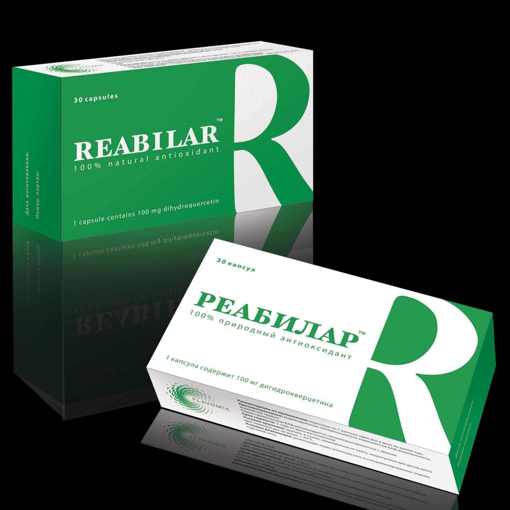 Купить Реабилар в интернет магазине