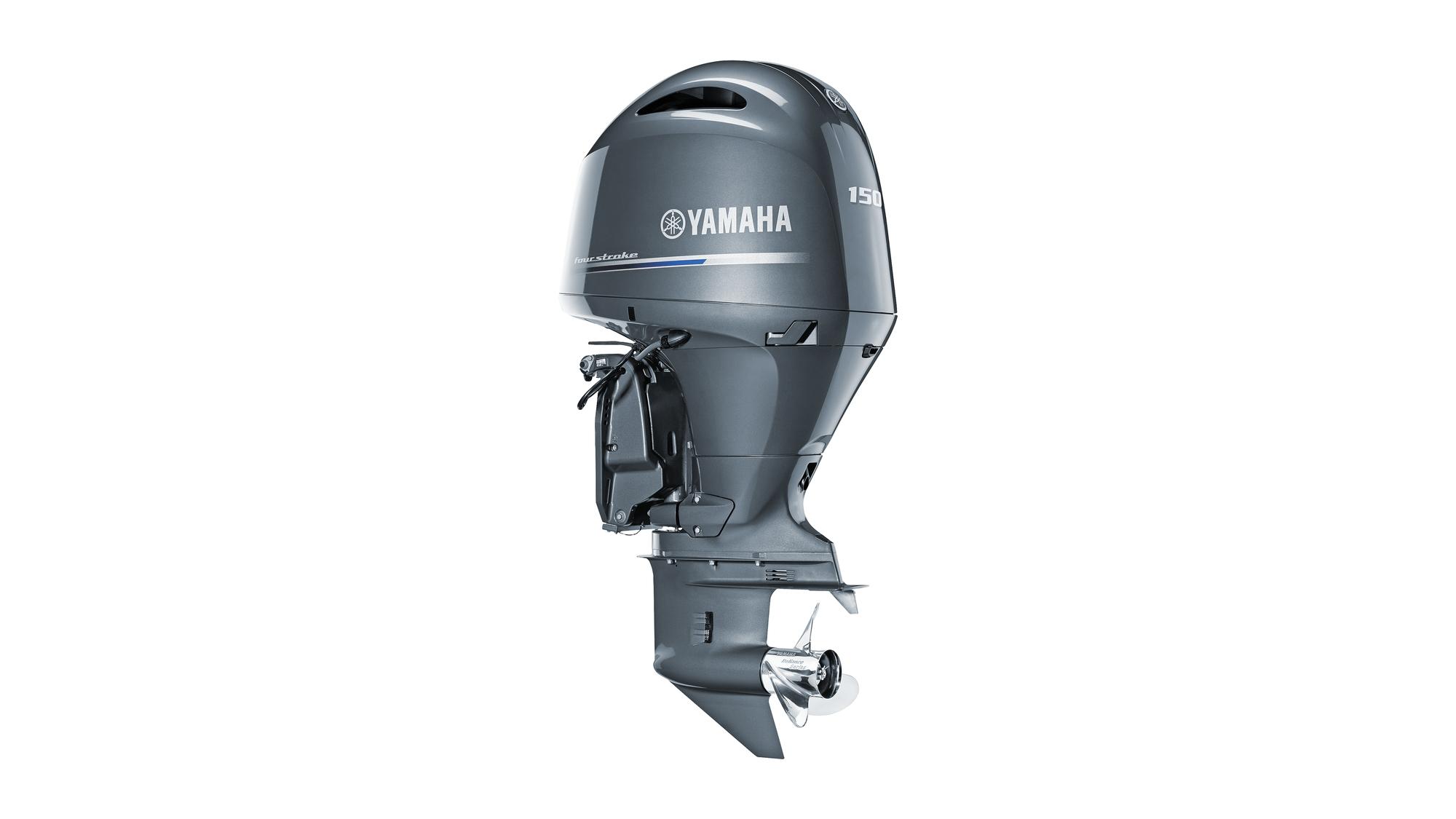 Yamaha F150DETL 150 л.с.