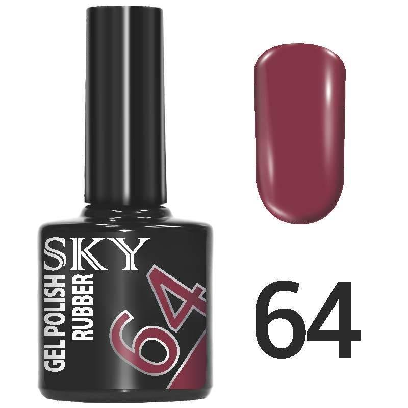 Sky gel №64