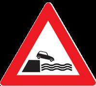 Особенности треугольных дорожных знаков
