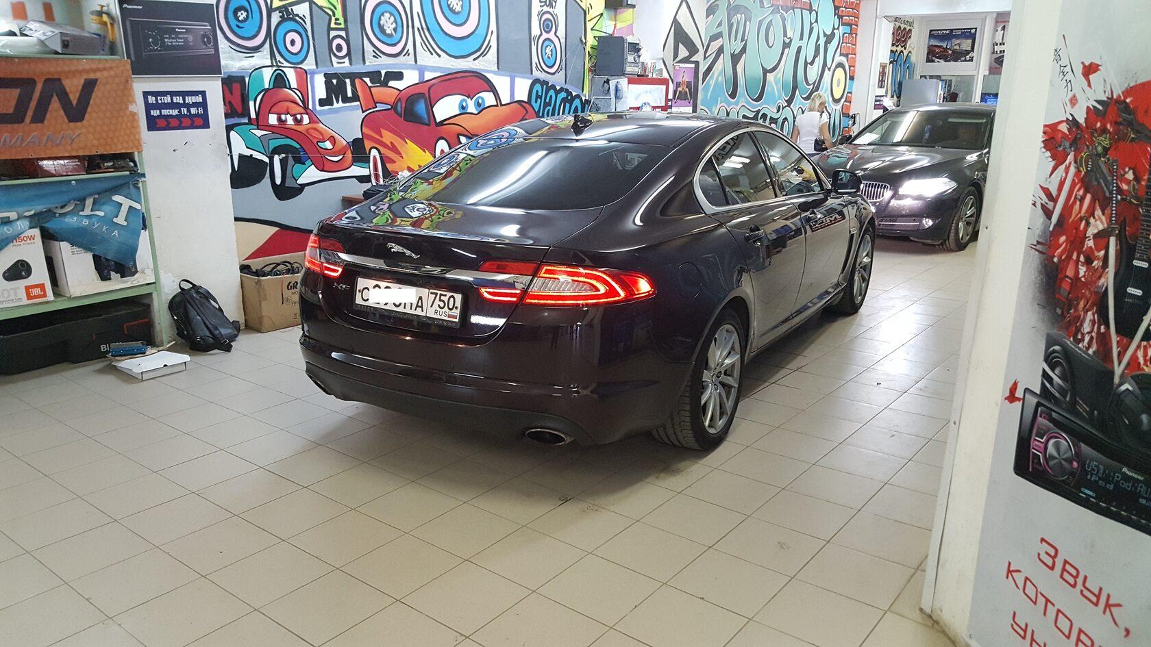 jaguar автозвук