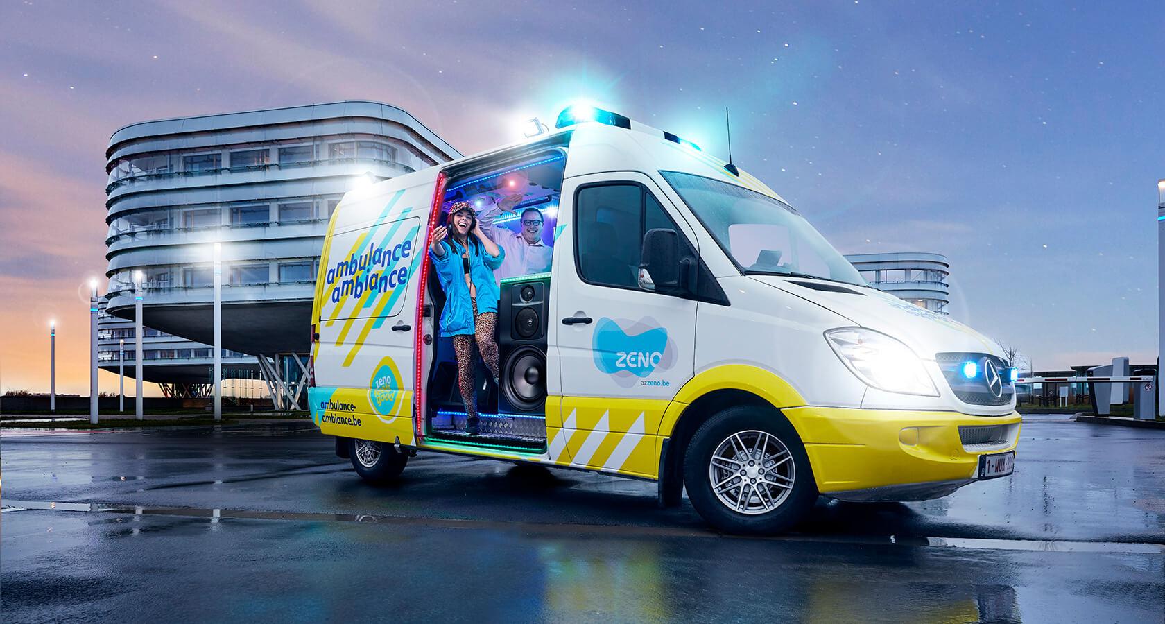 ambulance ambiance - az Zeno