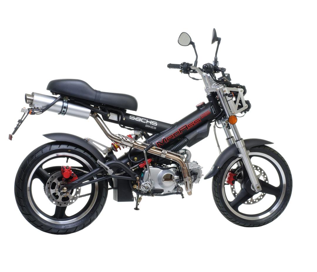 Sachs madass mad ass scooter
