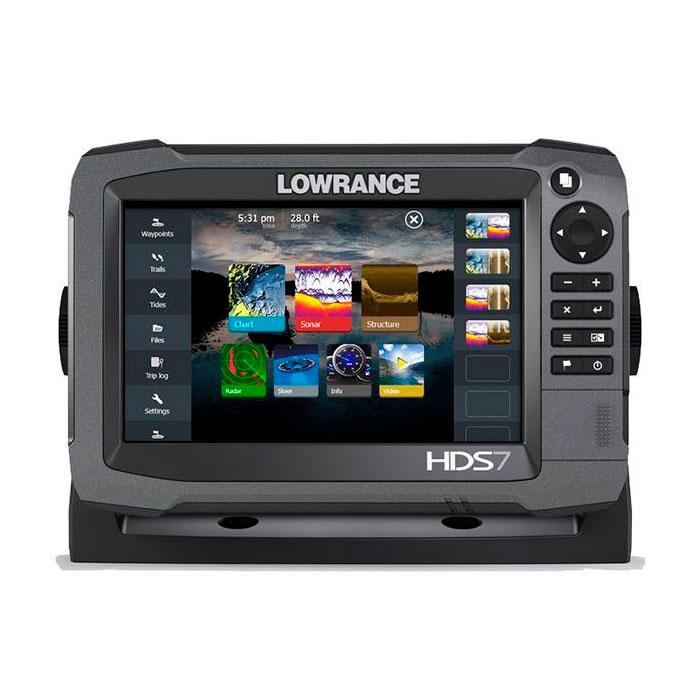 Купить эхолот Lowrance HDS-7 Gen3 - цена, продажа, каталог.