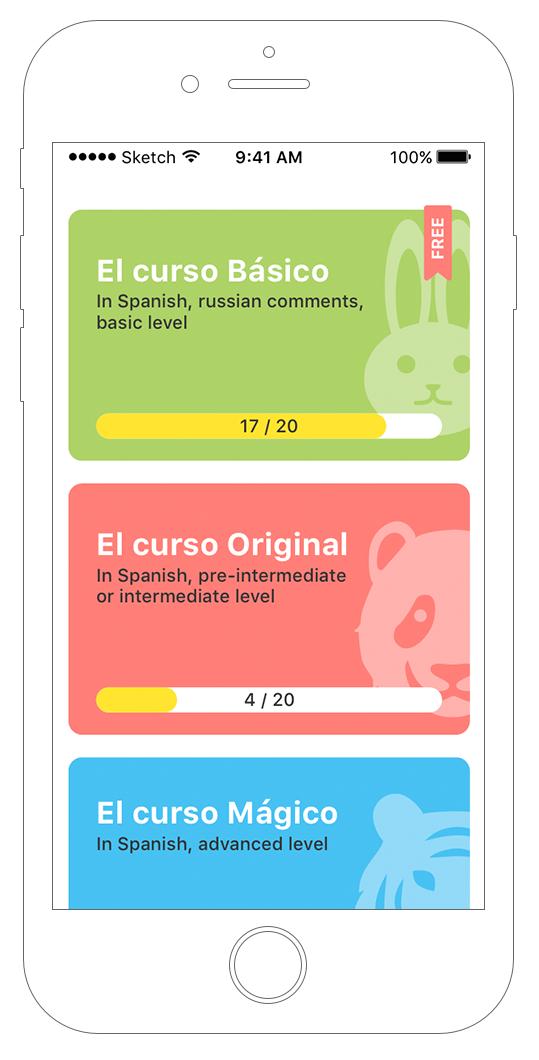 Espanol Ios App For Learning Spanish