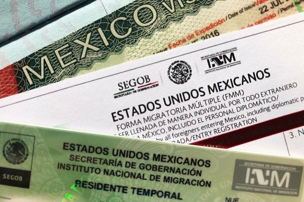 Виза в Мексике