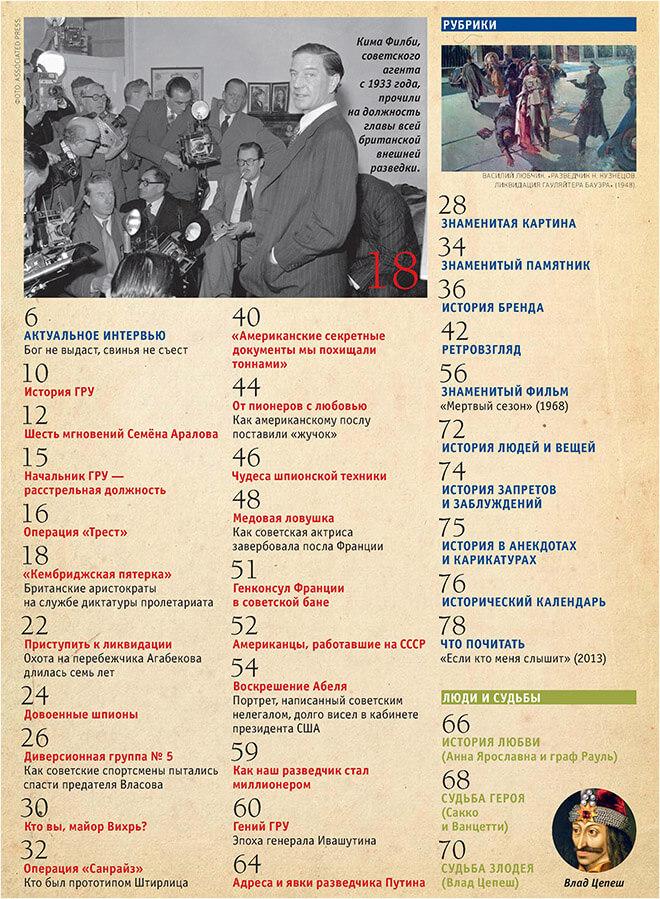 """Ваш тайный советник №46 – """"После Сталина"""". Содержание"""