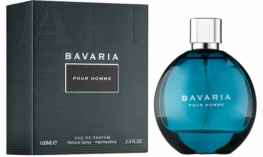 Bavaria Pour Homme by Fragrance World - Arabian, Western and Middle East Perfumes - Muskat Gift Shop Kenya