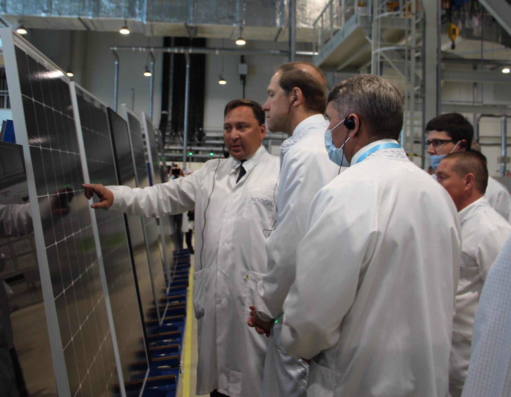 Солнечные элементы ГК «Хевел» могут стать на 100% российскими