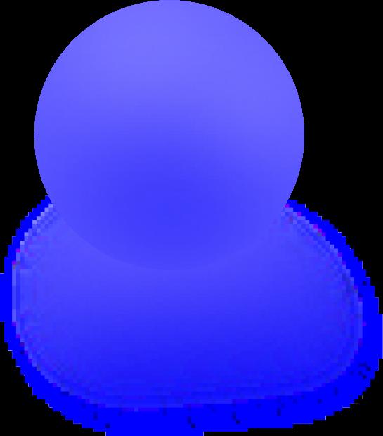 3D object 2 voor sectie communicatie