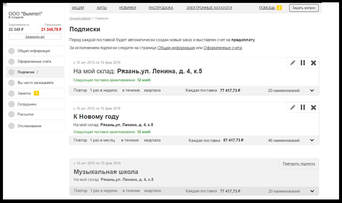 Шаблоны заказов   SobakaPav.ru
