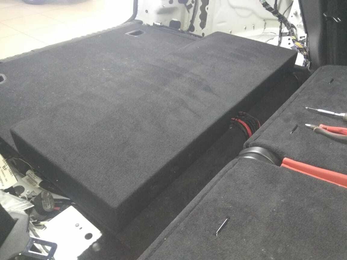 усилители range rover sport