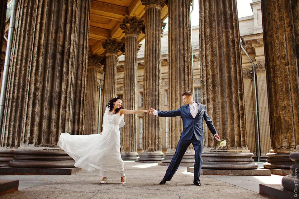 Места для свадебных фото спб