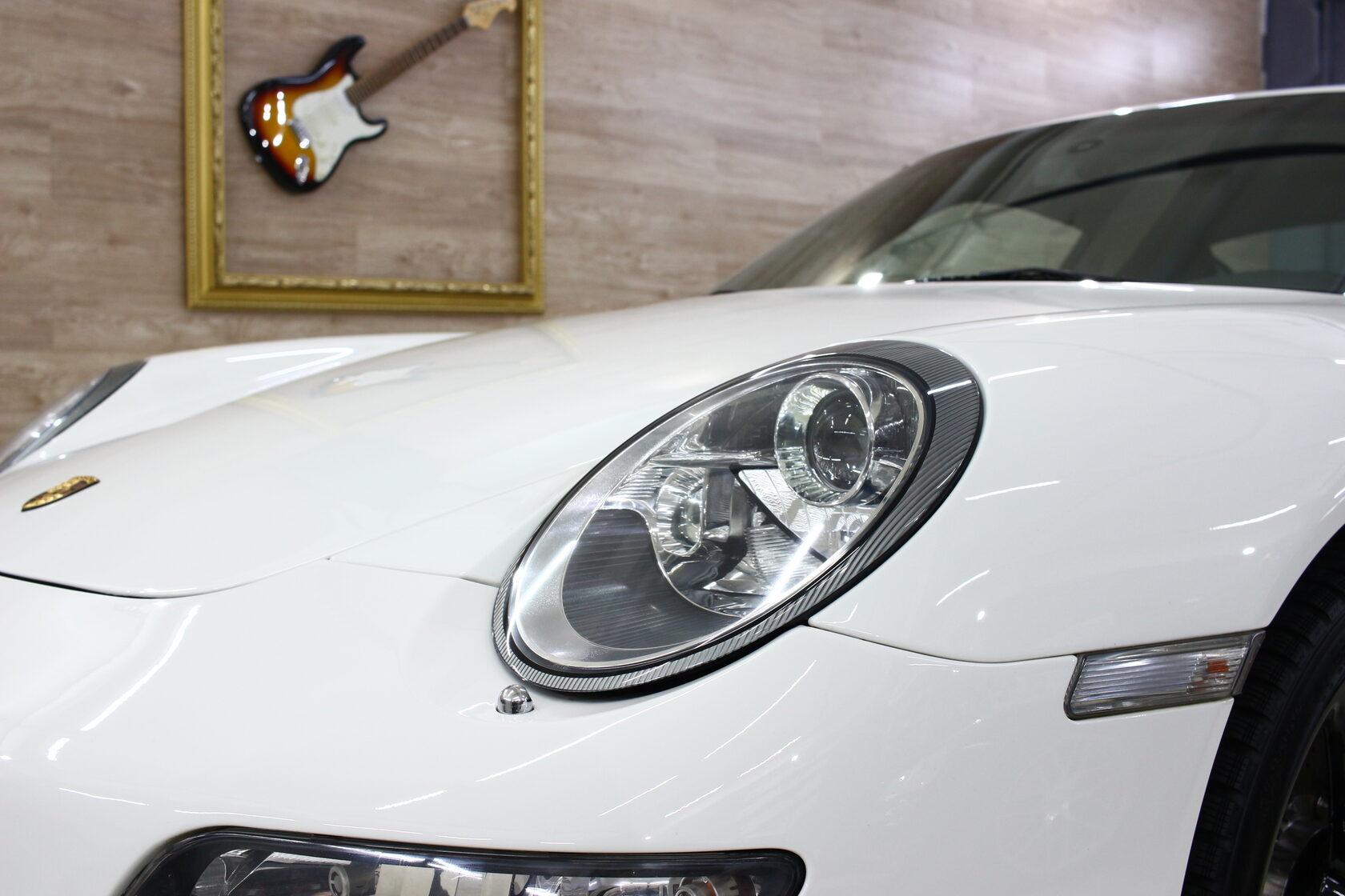 Porsche 911 Carrera 4S, порше 911, детейлинг, реставрация, покраска кожи, полирвока фар, детейлинг центр москва