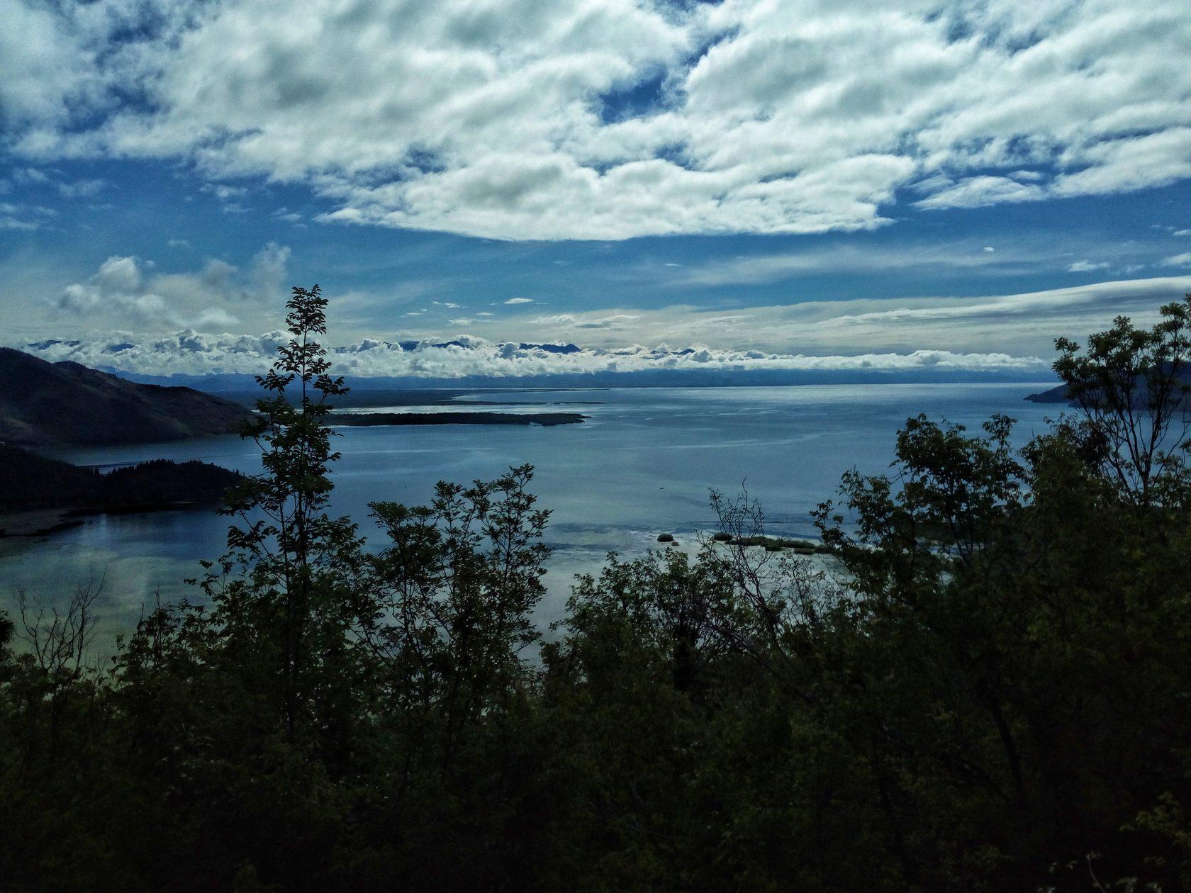 фото скадарское озеро, черногория, вид на озеро