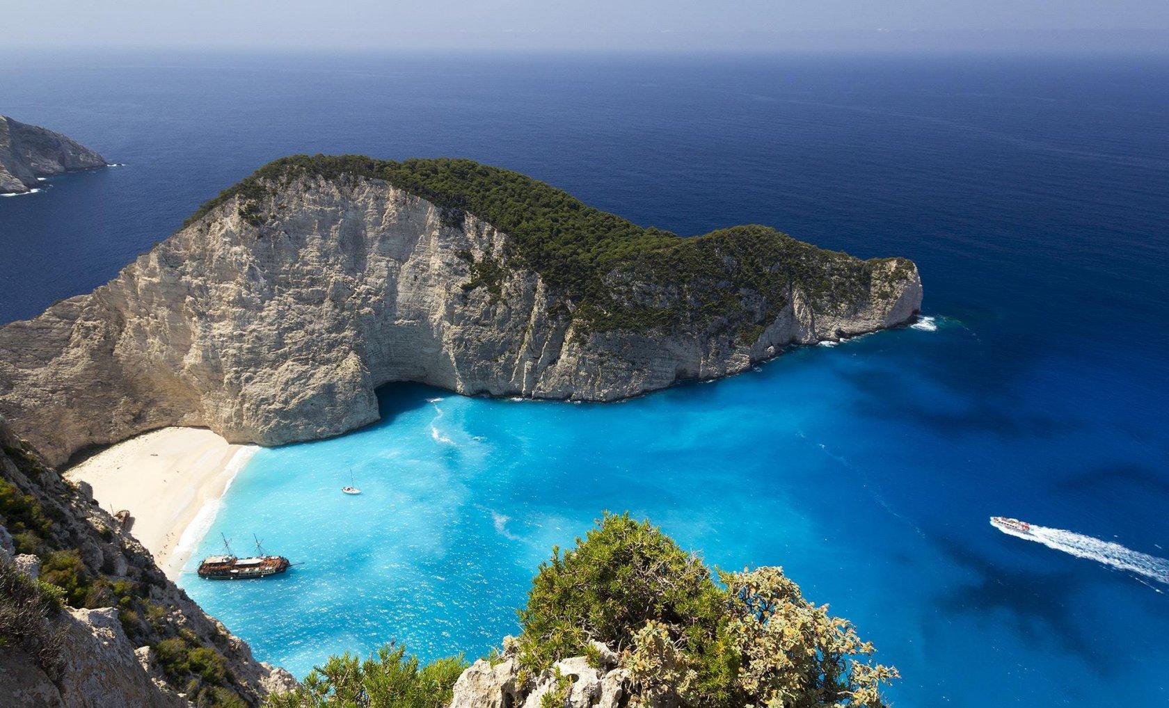 красивые места в греции фото с названиями и описанием больше