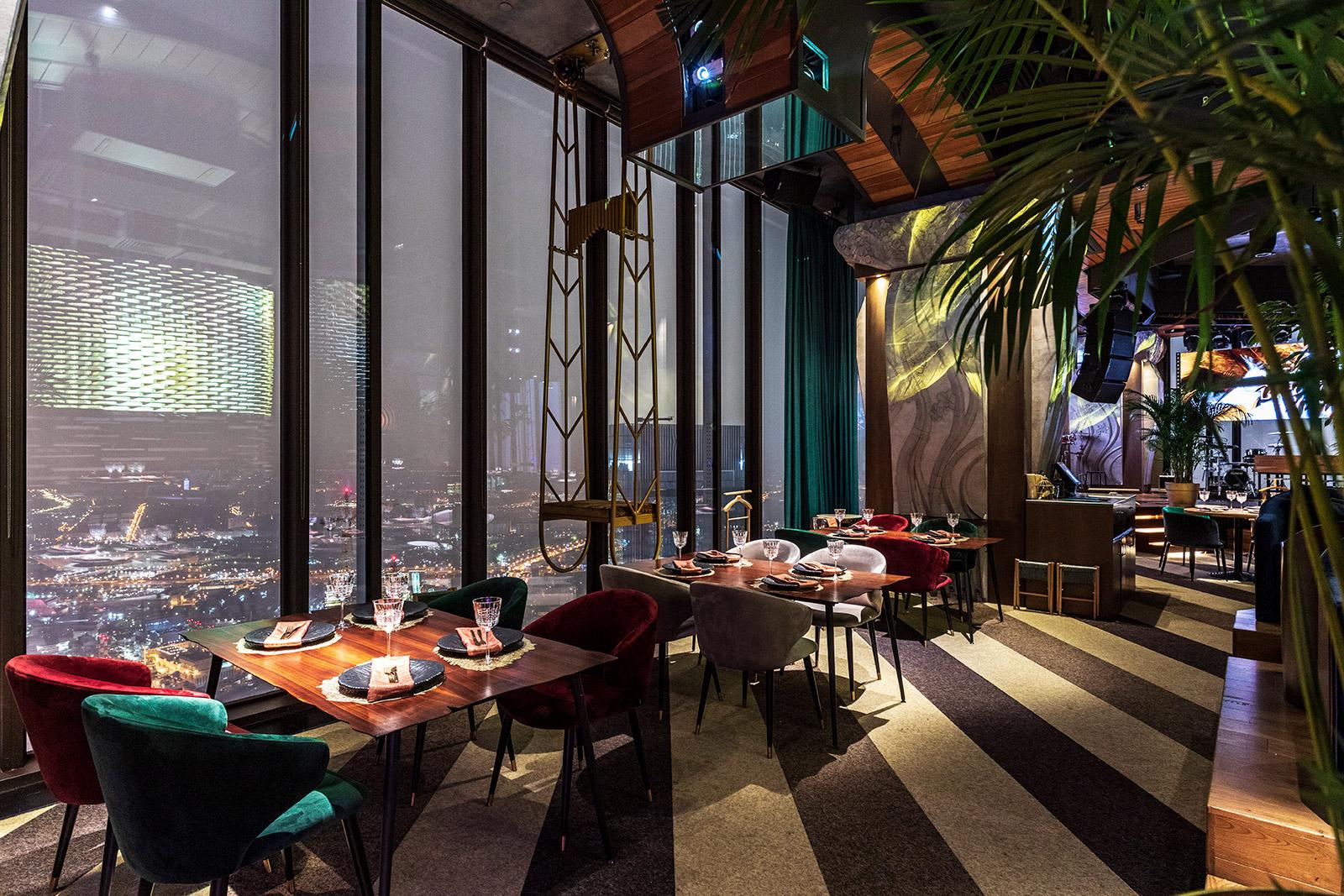 Birds ресторан москва клуб ночные клубы за 30 лет
