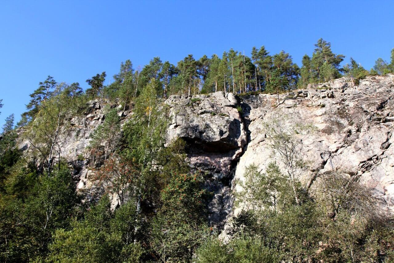 Змеиная гора Карелия