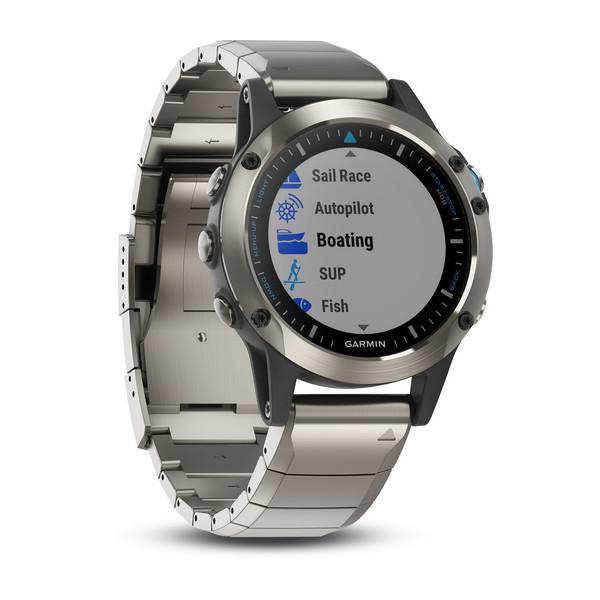 Купить часы Garmin quatix 5 Sapphire